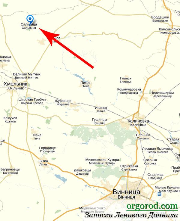 map-salnica