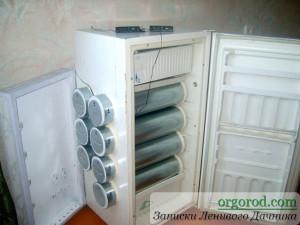 Кильчеватор из холодильника
