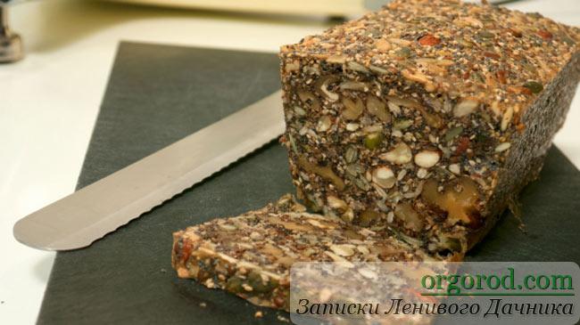 Рецепт хлеба Каменного века