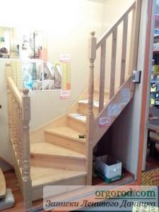 Варианты лестниц на второй этаж